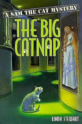 The Big Catnap (Sam the Cat Mysteries, No. 2) by Stewart, Linda