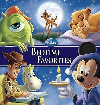 Disney Bedtime Favorites (Storybook Collection), , Acceptable Book