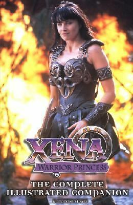 Xena Warrior Princess: Complete Illustrated Companion, K. Stoddard Hayes, Accept