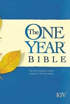 The One Year Bible KJV, , Good Book