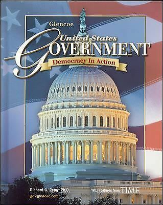 United States Government Democracy in Action (2005 publication), Richard Crmy, G