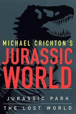Michael Crichton's Jurassic World by Crichton, Michael