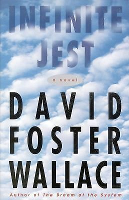 Infinite Jest: A Novel,David Foster Wallace,  Acceptable  Book
