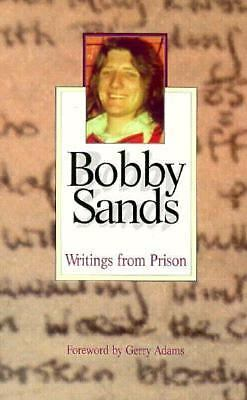 Bobby Sands: Writings from Prison, Sands, Bobby, Good Book