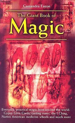 The Giant Book of Magic: Everyday Practical Magic from Around the World: Gypsy L