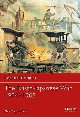 The Russo-Japanese War 1904-1905 - Jukes, Geoffrey - Good Condition