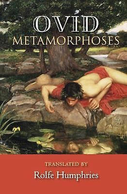 Metamorphoses, Ovid, Good Book
