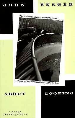 About Looking, Berger, John, Acceptable Book
