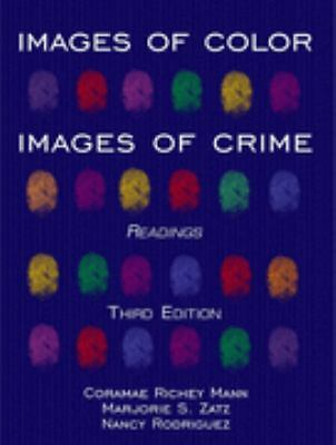 Images of Color, Images of Crime: Readings, , Good Book