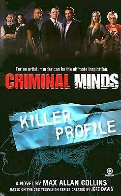 Criminal Minds: Killer Profile, Collins, Max Allan, Acceptable Book
