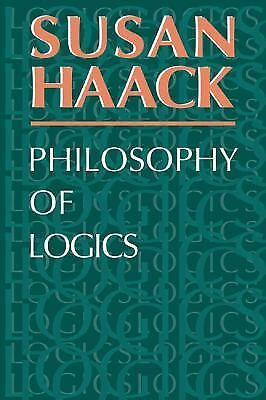 Philosophy of Logics, Haack, Susan, Acceptable Book