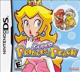 Super Princess Peach, Good Nintendo DS, Nintendo DS Video Games