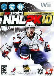 NHL 2K10 - Nintendo Wii by 2K
