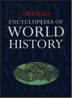 Oxford Encyclopedia of World History by