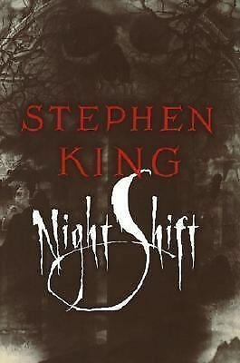 Night Shift, King, Stephen, Good Book