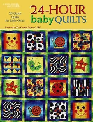 24 Hour Baby Quilts, Causee, Linda, Good Book