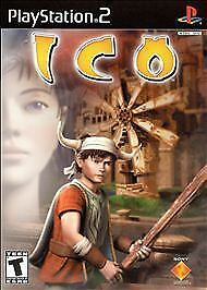 Ico, Good PlayStation2, Playstation 2 Video Games