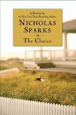 The Choice, Nicholas Sparks, Good Book