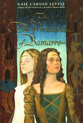 The Two Princesses of Bamarre, Levine, Gail Carson, Good Book