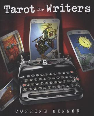 Tarot for Writers, Kenner, Corrine, Good Book