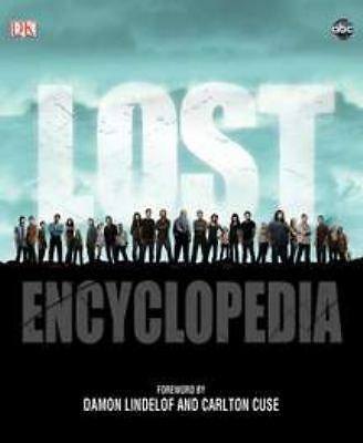 Lost Encyclopedia by Tara Bennett, Paul Terry