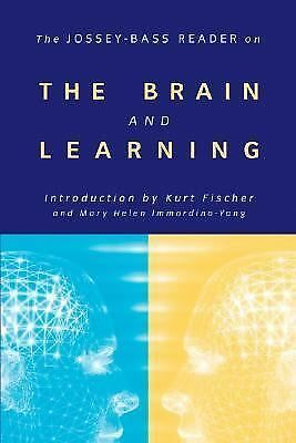 The Jossey-Bass Reader on the Brain and Learning -  - Good Condition