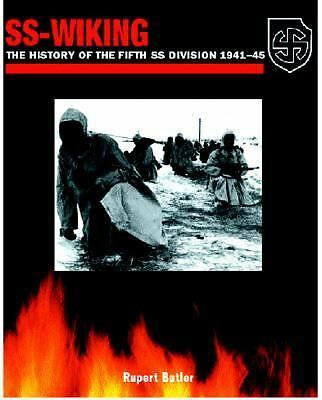 SS-Wiking: The History of the 5th SS Division 1941-45 - Butler, Rupert - Accepta