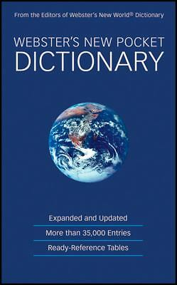 Webster's New Pocket Dictionary, Agnes, Good Book