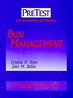 Pain Management: PreTest® Self-Assessment and Review, , Good Book