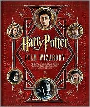 Harry Potter Film Wizardry by Sibley, Brian
