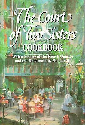 Court of Two Sisters Cookbook, The, Joseph Fein  III, Acceptable Book