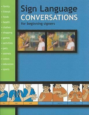 Sign Language Conversations for Beginning Signers (Sign Language Materials), Kif