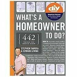 What's a Homeowner to Do? - Lewine, Edward, Fanuka, Stephen - Good Condition