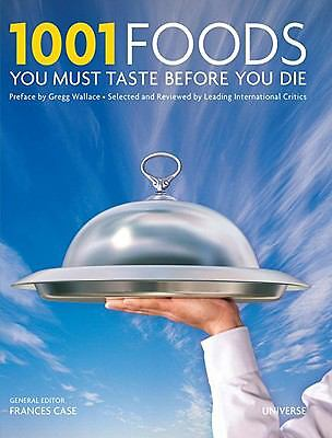 1001 Foods You Must Taste Before You Die, Universe, Good, Books