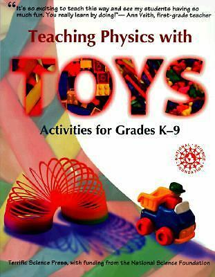 Teaching Physics with Toys: Activities for Grades K-9,Portman, Dwight, Poth, Jam
