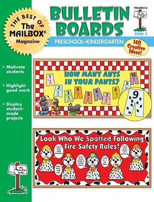 The Best of The Mailbox Bulletin Boards Preschool/Kindergarten Book 2, The Mailb