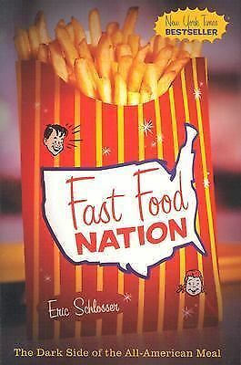 Fast Food Nation, Eric Schlosser, Good Book