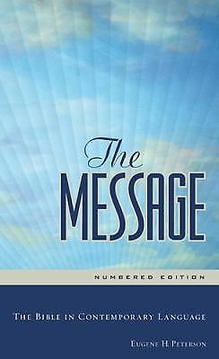 The Message: The Bible in Contemporary Language, , Acceptable Book