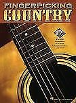 Fingerpicking Country by Hal Leonard Corp.