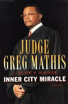 Inner City Miracle, Greg Mathis, Acceptable Book