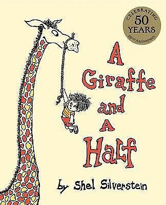 A Giraffe and a Half,Shel Silverstein,  Acceptable  Book