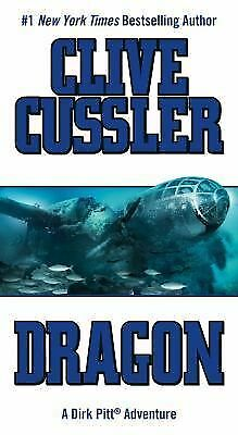 Dragon (Dirk Pitt Adventures) - Clive Cussler - Acceptable Condition