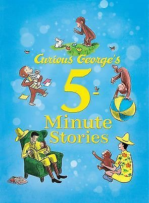 Curious George's 5-Minute Stories by Rey, H. A.