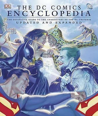 The DC Comics Encyclopedia, Updated and Expanded Edition, Michael Teitelbaum, Sc