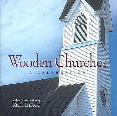 Wooden Churches: A Celebration, , Good, Books