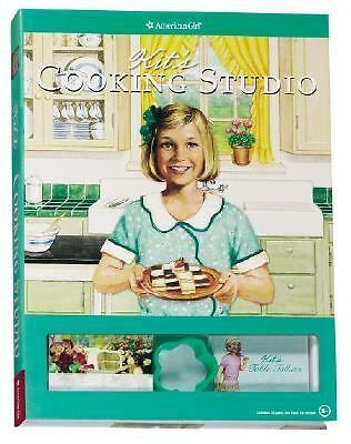 Kit's Cooking Studio (American Girl) by American Girl Editors, American Girl Ed