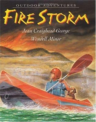 Fire Storm, Jean Craighead George, Good, Books