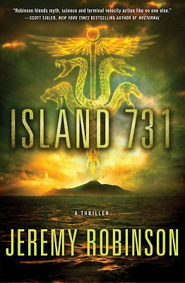 Island 731, Robinson, Jeremy, Good, Books