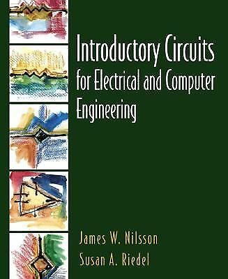 Introductory Circuits for Electrical and Computer Engineering, Riedel, Susan A.,
