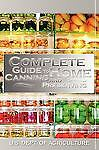 Complete Guide to Home Canning and Preserving, U.S. Dept. of Agriculture, Good B